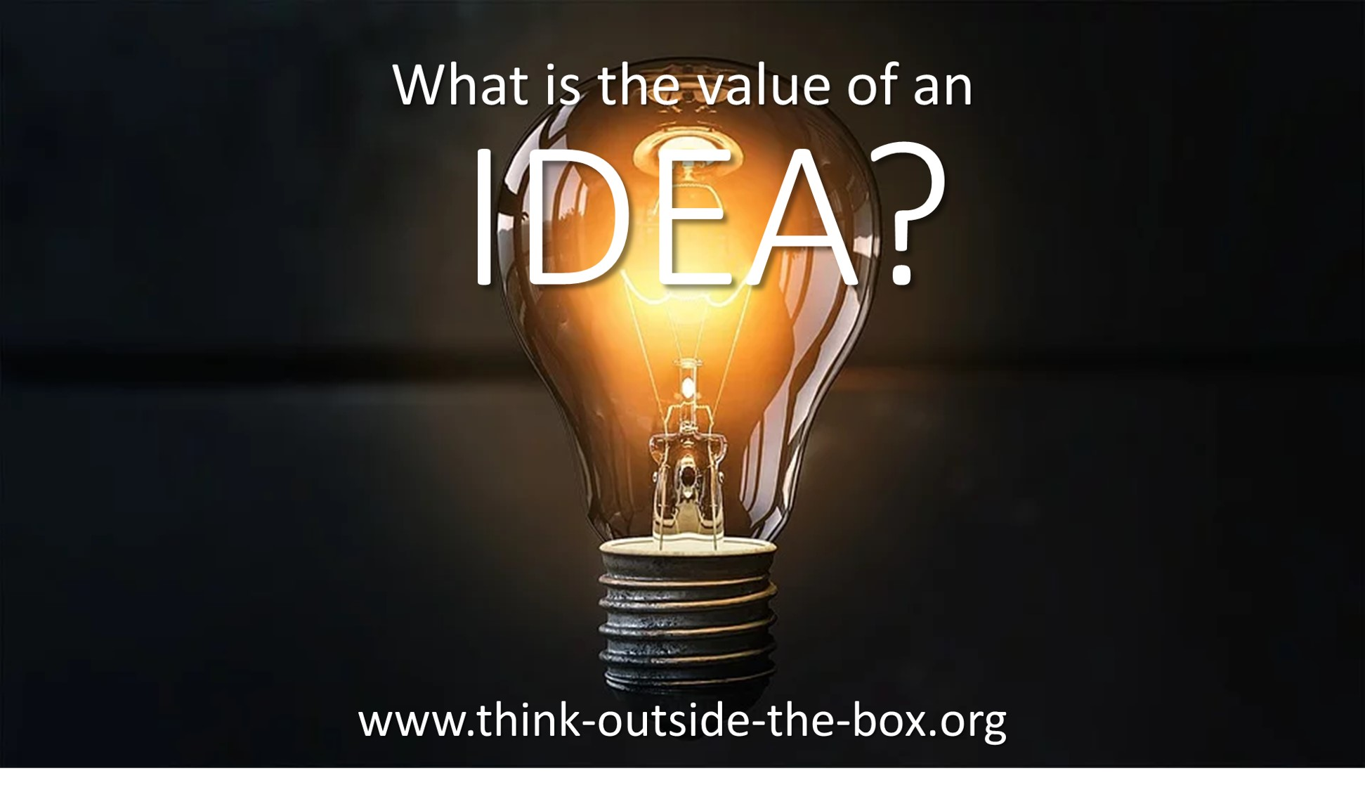 What is the value of an IDEA